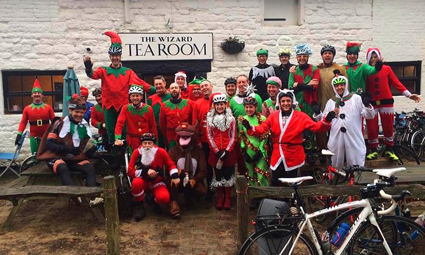 frodsham wheelers wizzard christmas december 2015