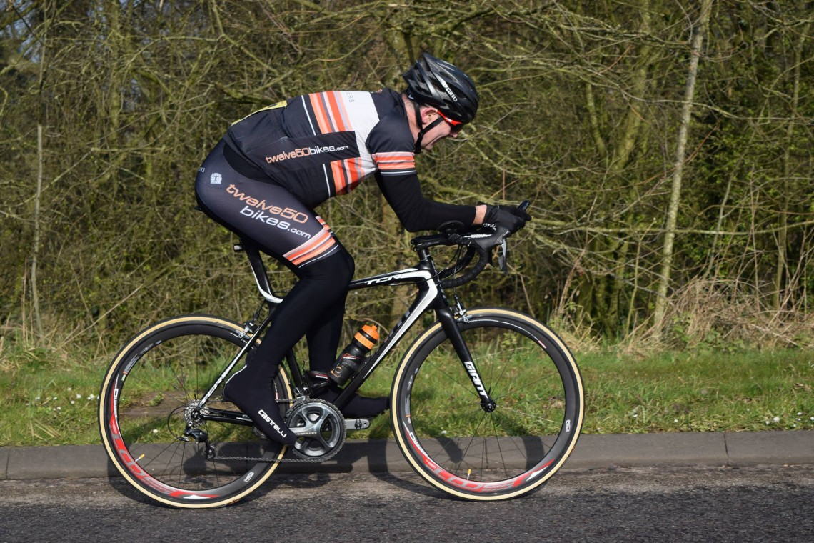 dean smith broxton cycle race time trials 2016