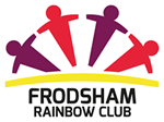 frodsham rainbow club logo