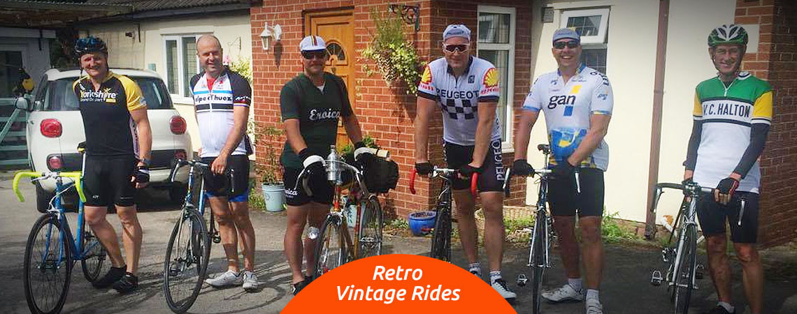 slide retro vintage cycling rides 2016