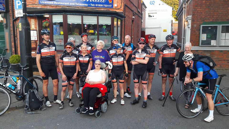 frodsham wheelers frodsham stroke club 2