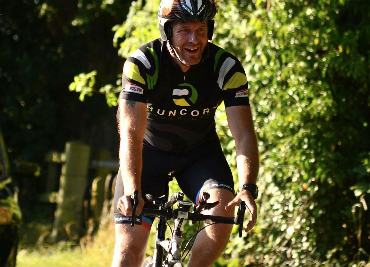 james mayers time trial rider