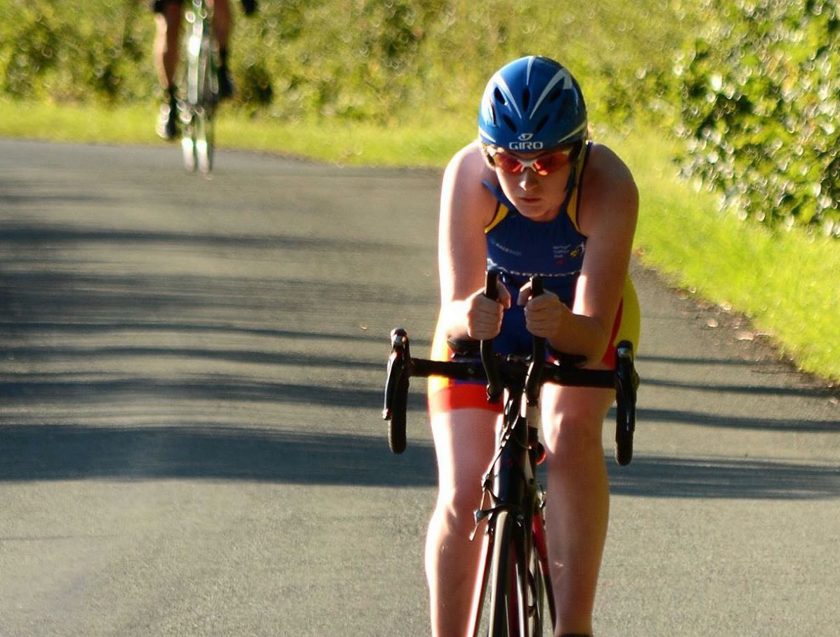 time trial rider hatton 10 july 2017