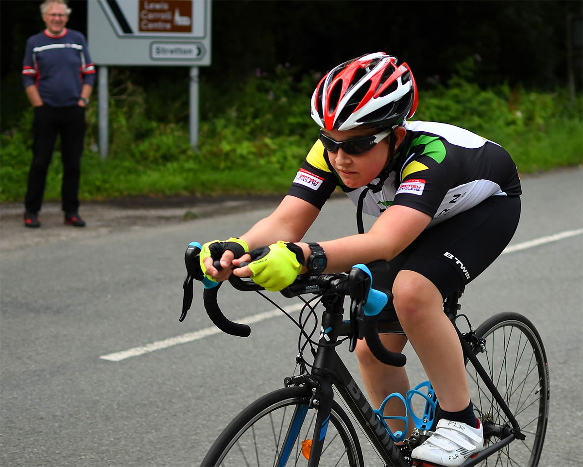 runcorn cycle club nathan hampson