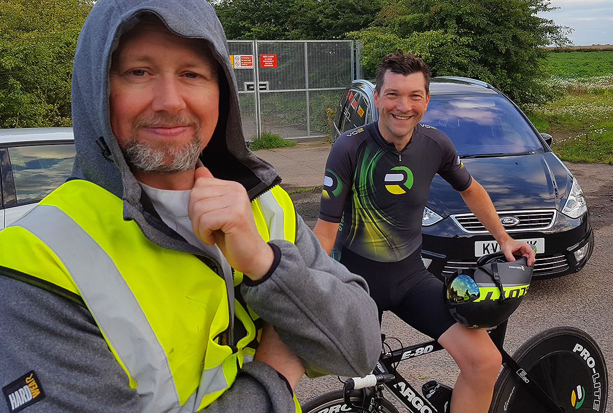 runcorn cycle club rob green