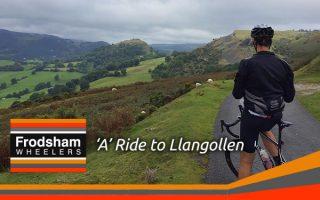 cycling frodsham llangollen ft
