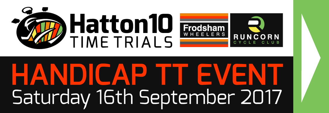 hatton 10 time trials handicap banner