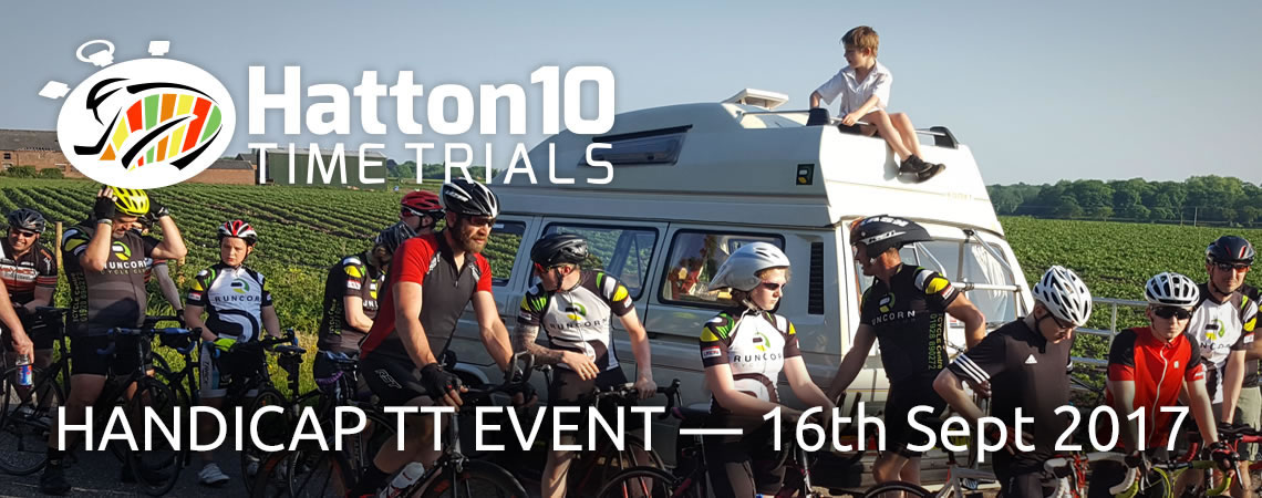 hatton 10 mile time-trial handicap