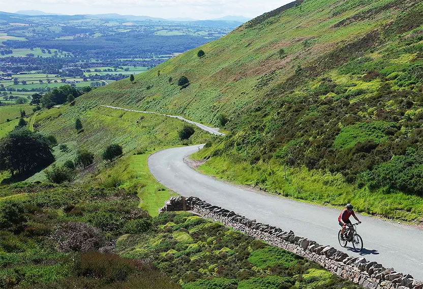 best cycle routes wales