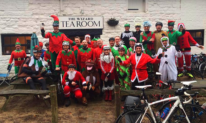 frodsham wheelers wizzard christmas december 2015