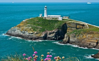 south stack lighthouse anglesey north wales