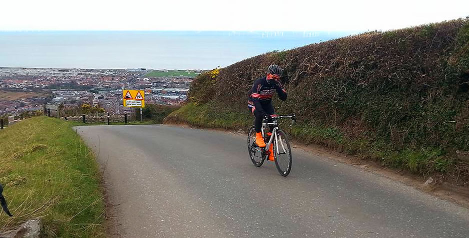 frodsham wheelers deano at summit hillside