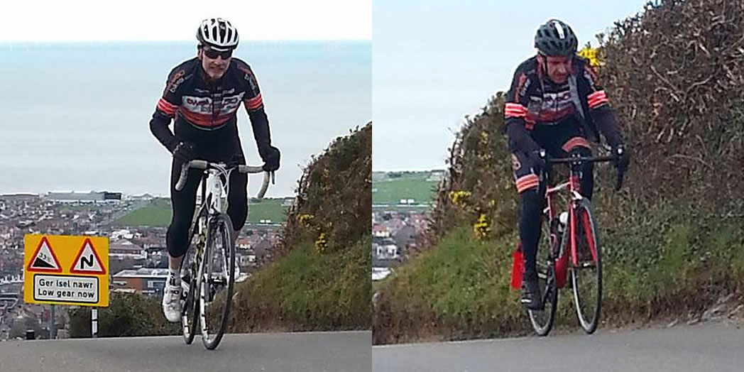 jimmy-danny-frodsham wheelers hillside north wales