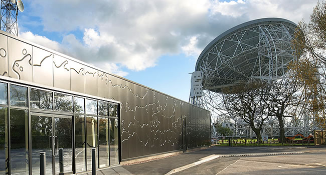 jodrell bank discovery centre
