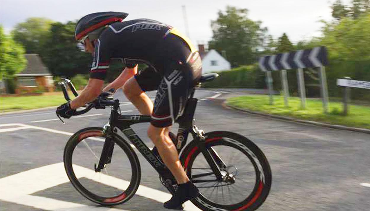 time trial cyclist hale village circuit club 10 2016