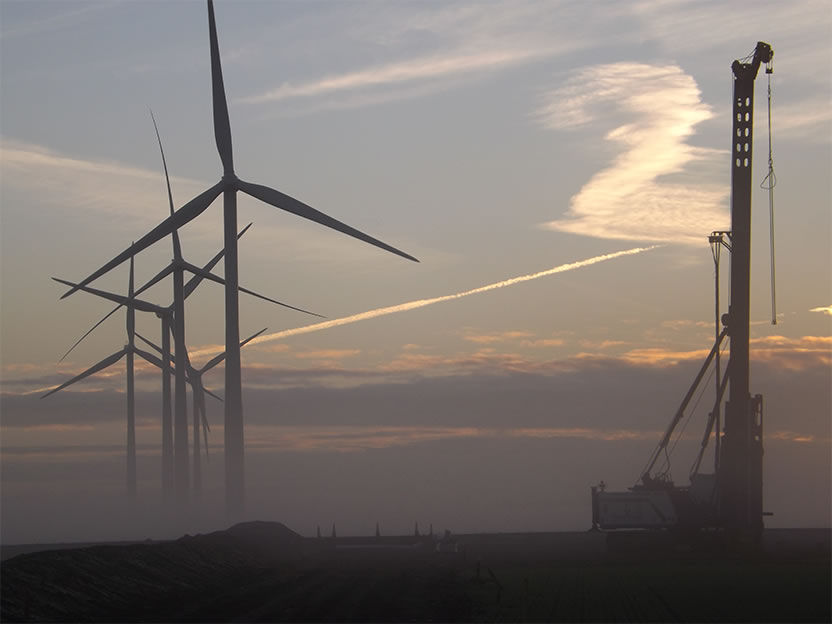 goole scunthorpe wind turbines