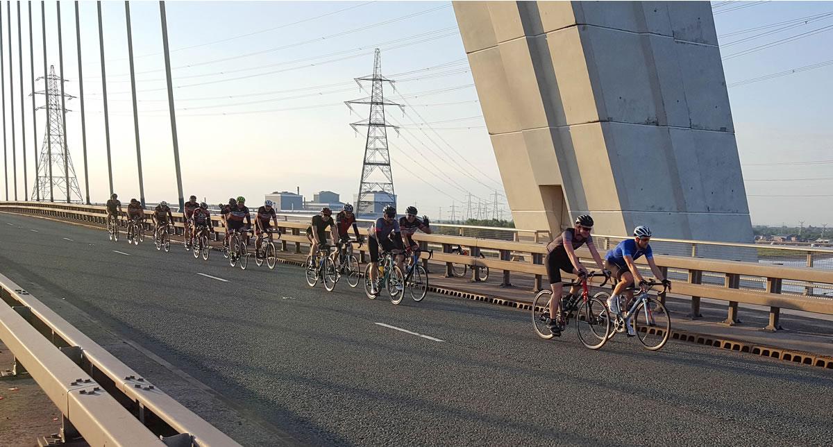 flintshire bridge cycling 4