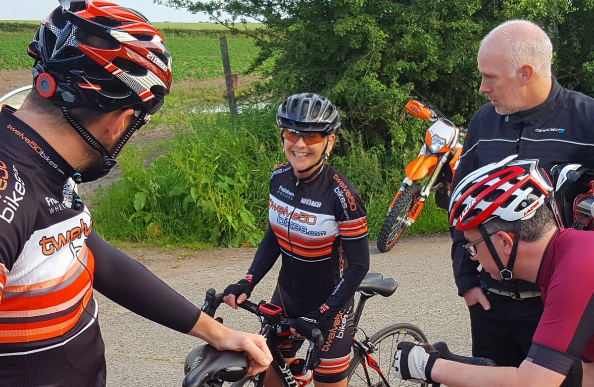 frodsham wheelers club riders 15th june 2017 2
