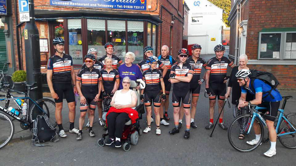 frodsham wheelers frodsham stroke club 2