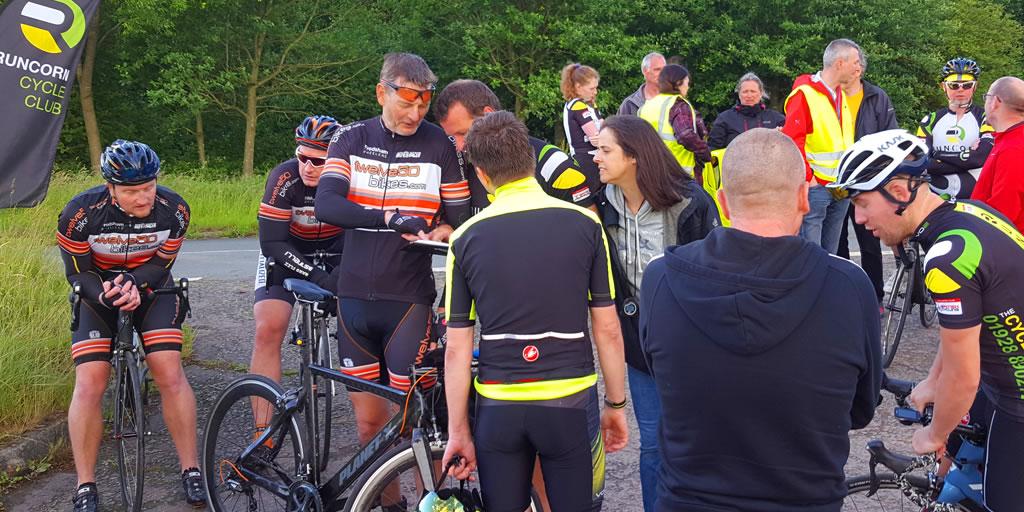 frodsham wheelers runcorn cycle club june 2017