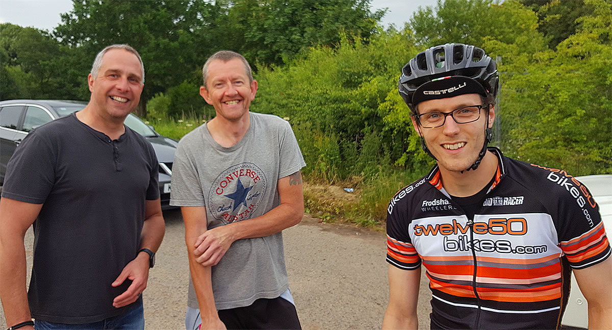 frodsham wheelers time trials martin alan rob
