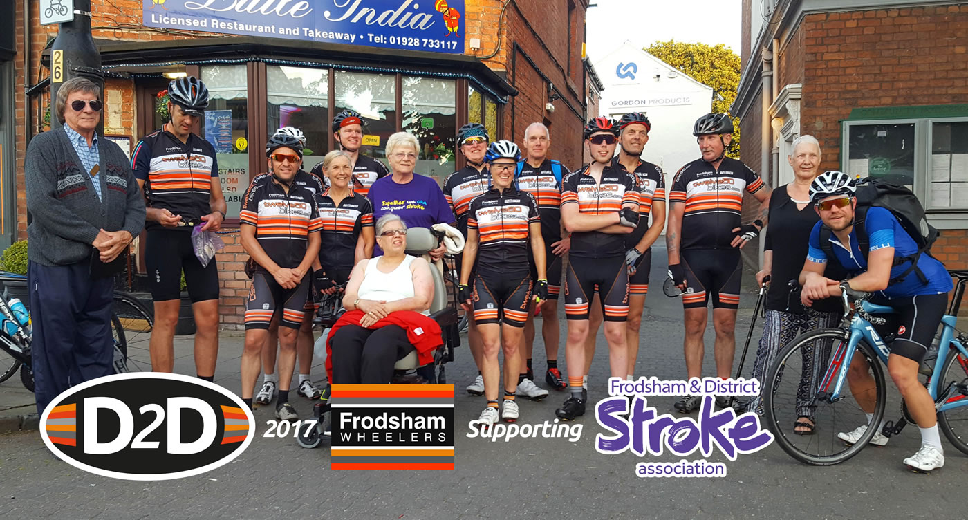 mission complete back in frodsham branded