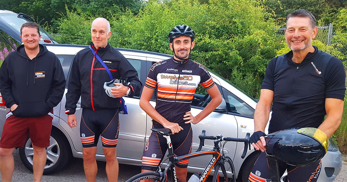 frodsham wheelers summer lane hatton time trialists