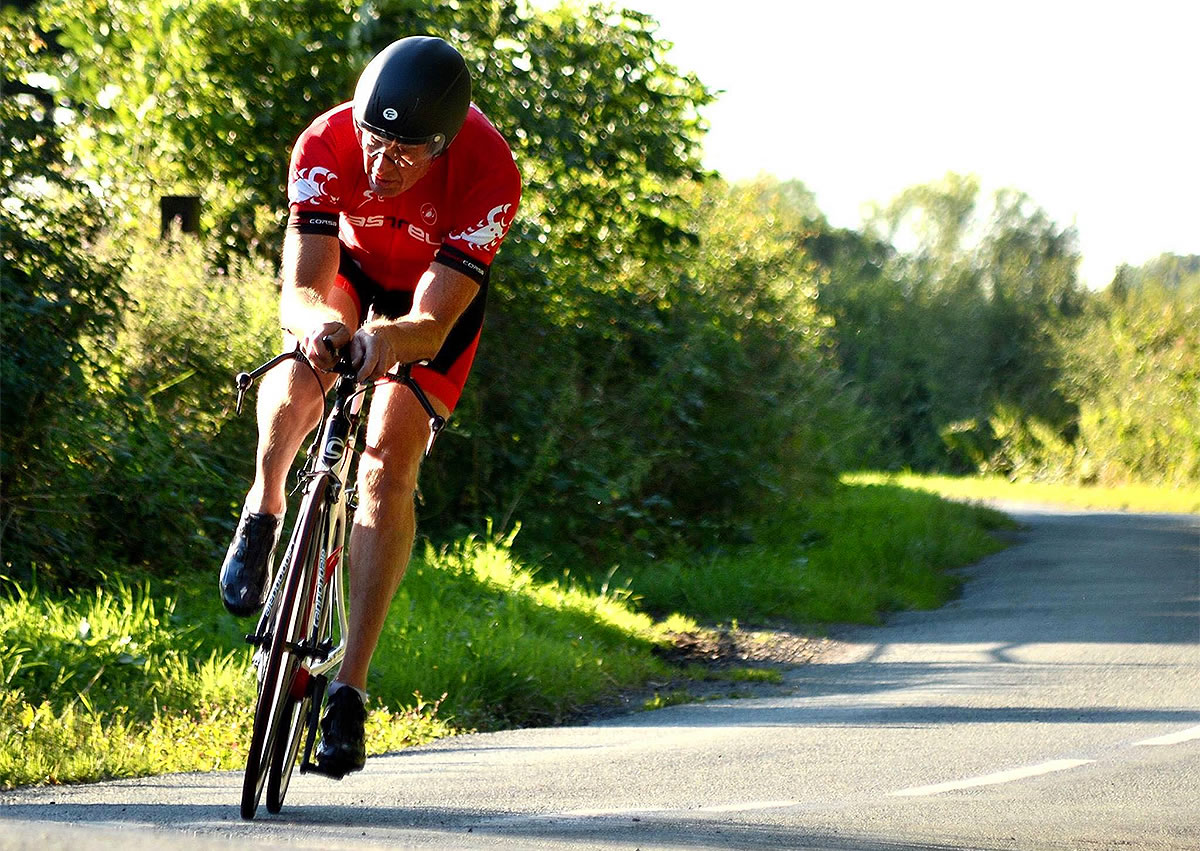 independent time trial rider hatton 10 time trials