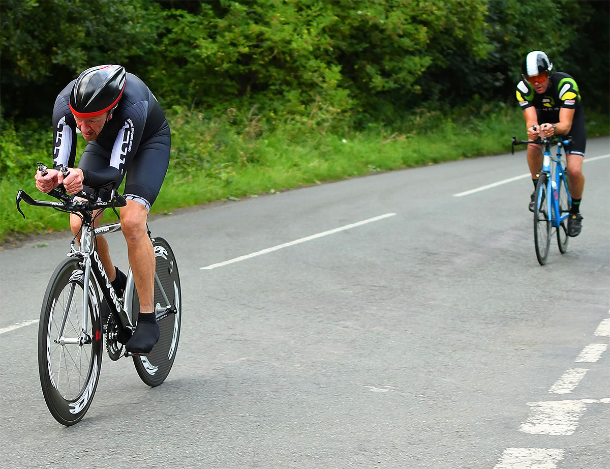 alan orme james mayers time trial riders