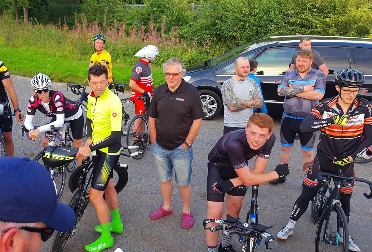 hatton 10 time trial 10 rider times announced