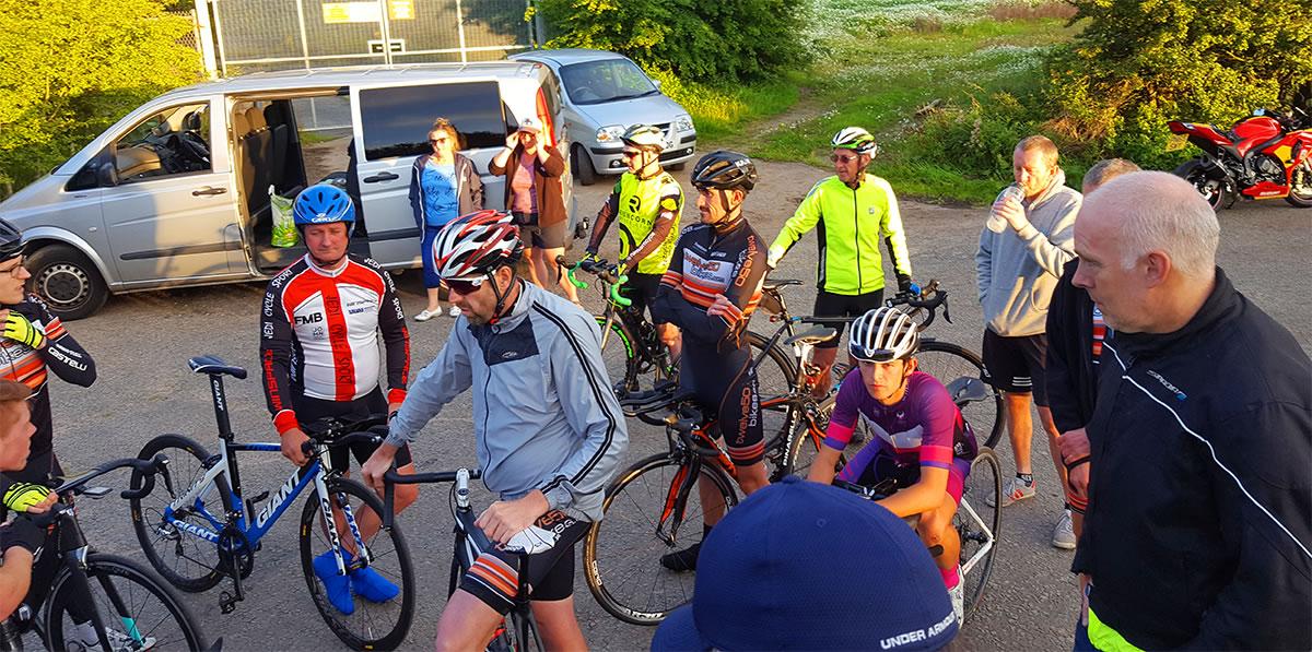 hatton 10 time trial 10 rider times announced 2