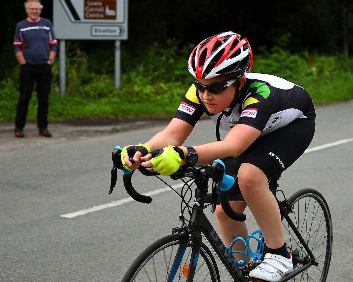 runcorn cycle club nathan hampson