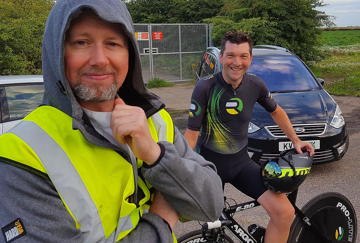 runcorn cycle club rob green