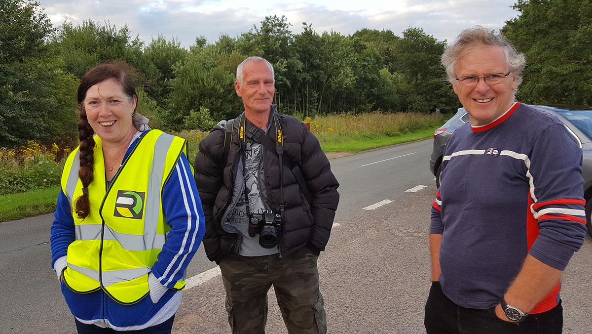 runcorn cycle club time trial staff