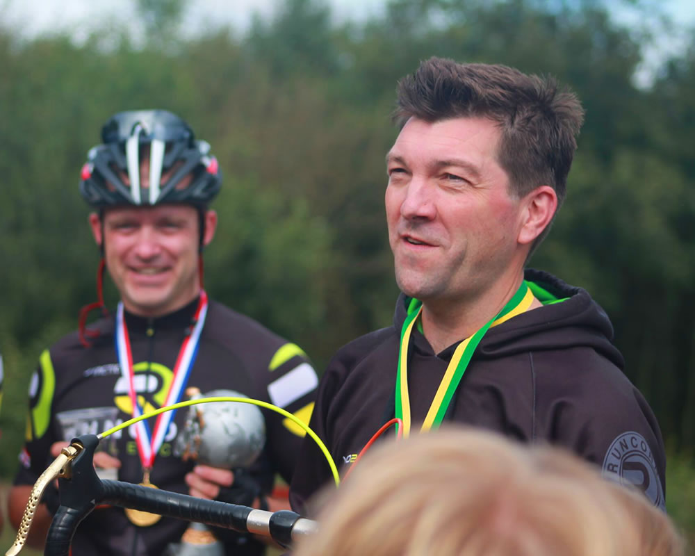 andy baiker rob green time trial riders