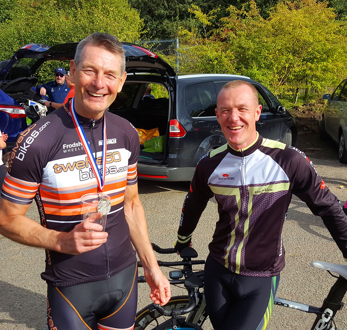 dave arundale mike leadbeater hatton 10 time trial
