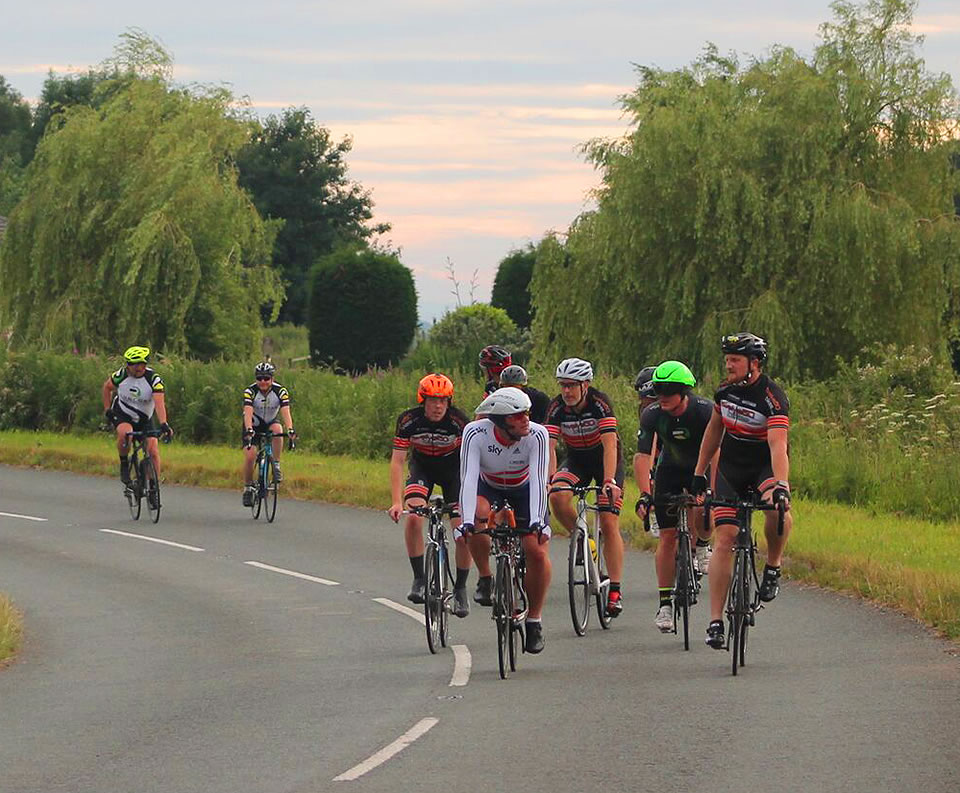 hatton 10 handicap time trial