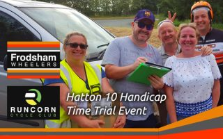 hatton 10 handicap time trial ft