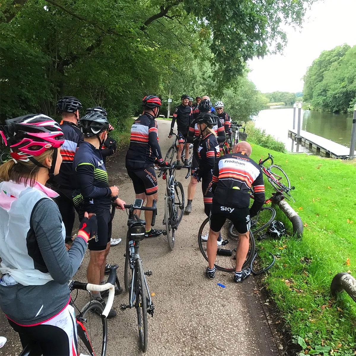 jodrell bank cafe cycle ride
