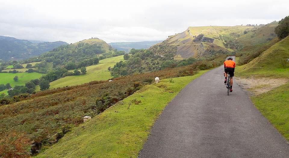 llangollen cycling north wales 001