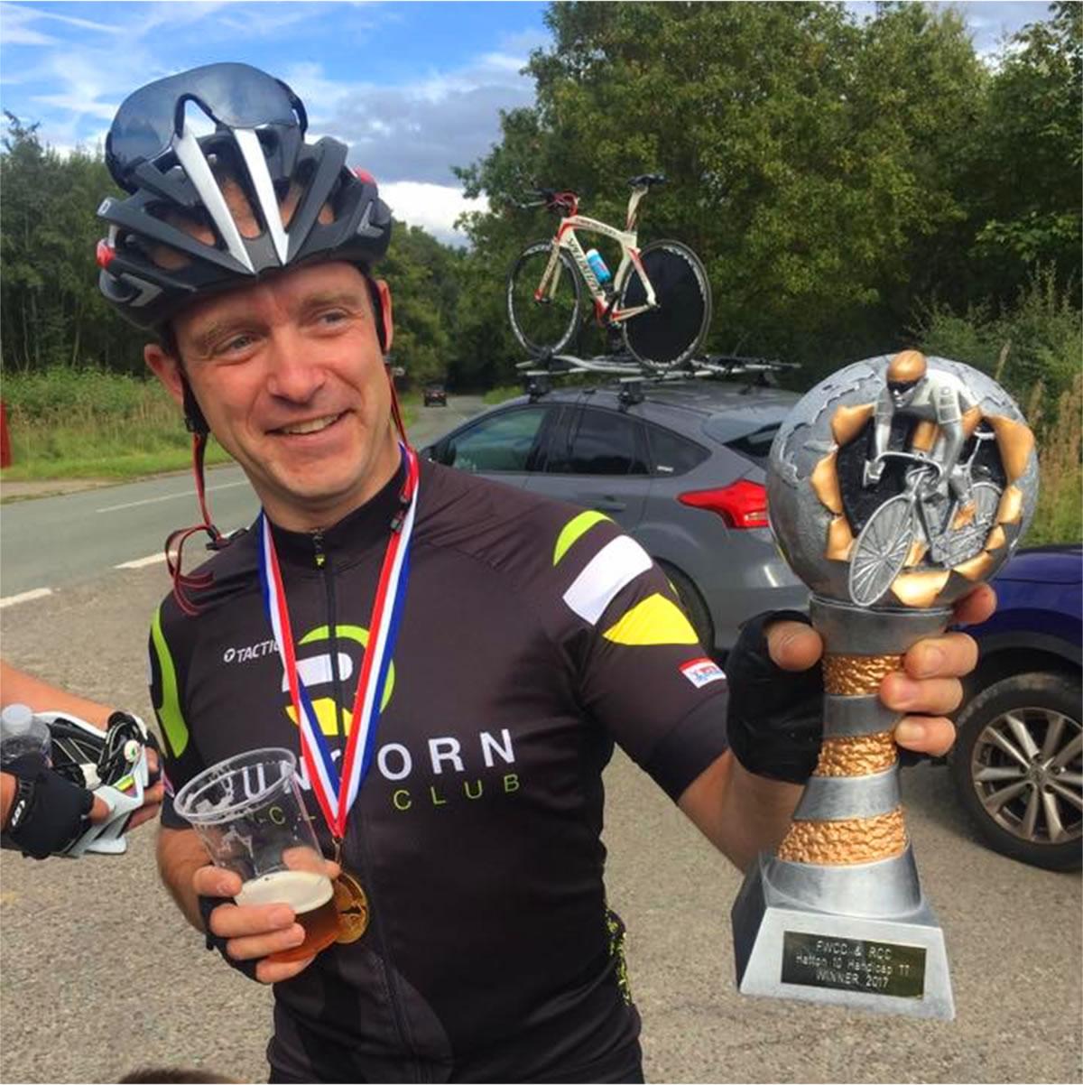 winner andy baiker hatton 10 tt handicap 2017