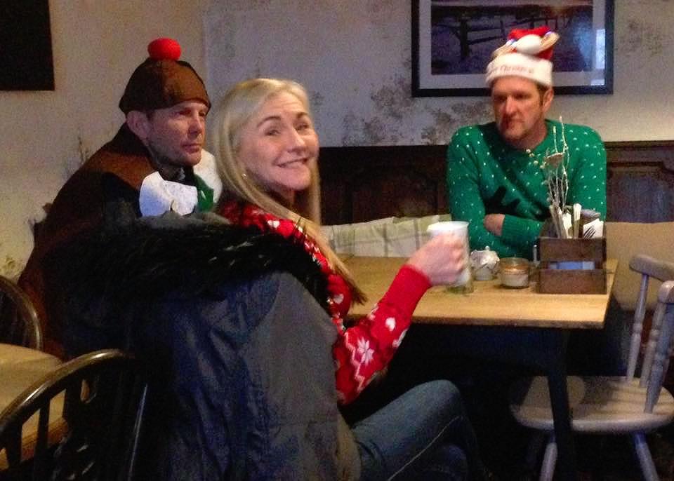 three wheelers at the wizard tearoom