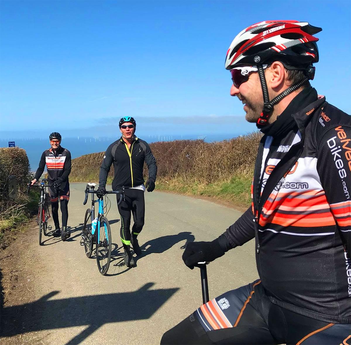 hillside-cycling-prestatyn gwaenysgor hill frodsham wheelers 1