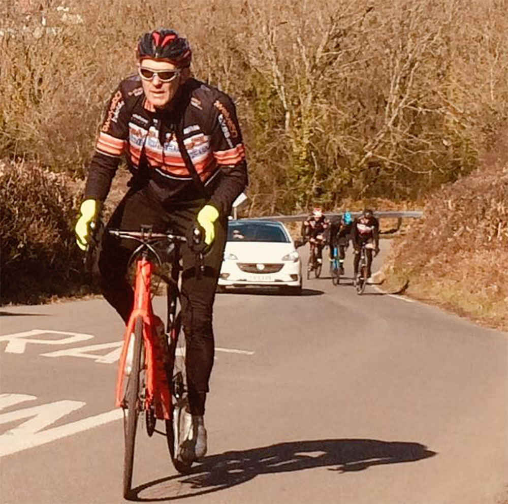 hillside cycling prestatyn