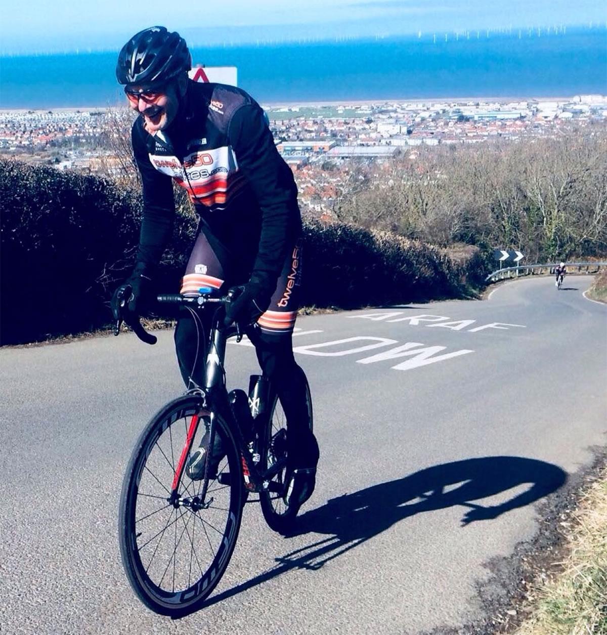 hillside cycling prestatyn gwaenysgor hill frodsham wheelers 6