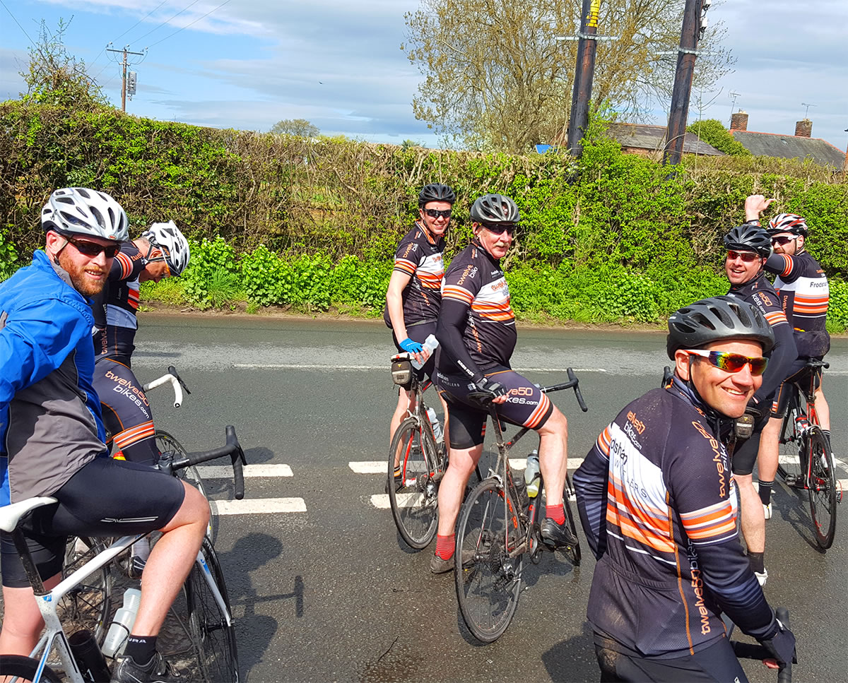 frodsham wheelers tattenhall cheshire