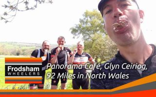 frodsham glyn ceiriog cycle ride ft2