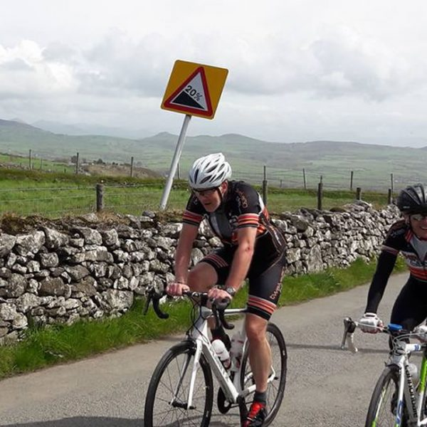 Frodsham Wheelers North Wales Training Weekend