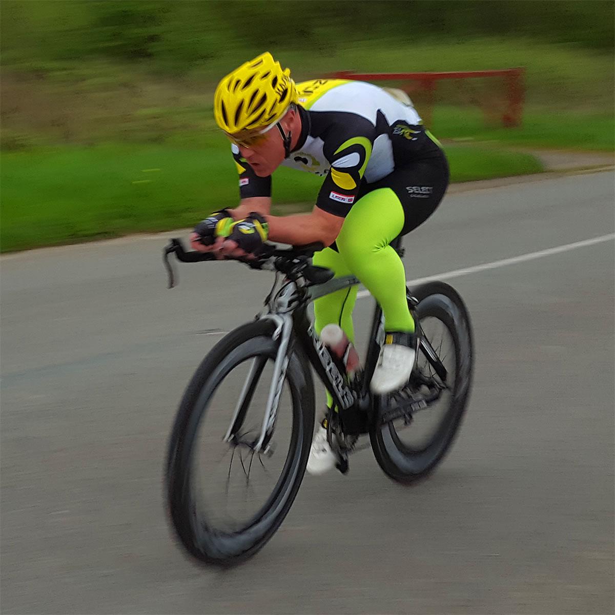 michael leadbeater runcorn time trial rider