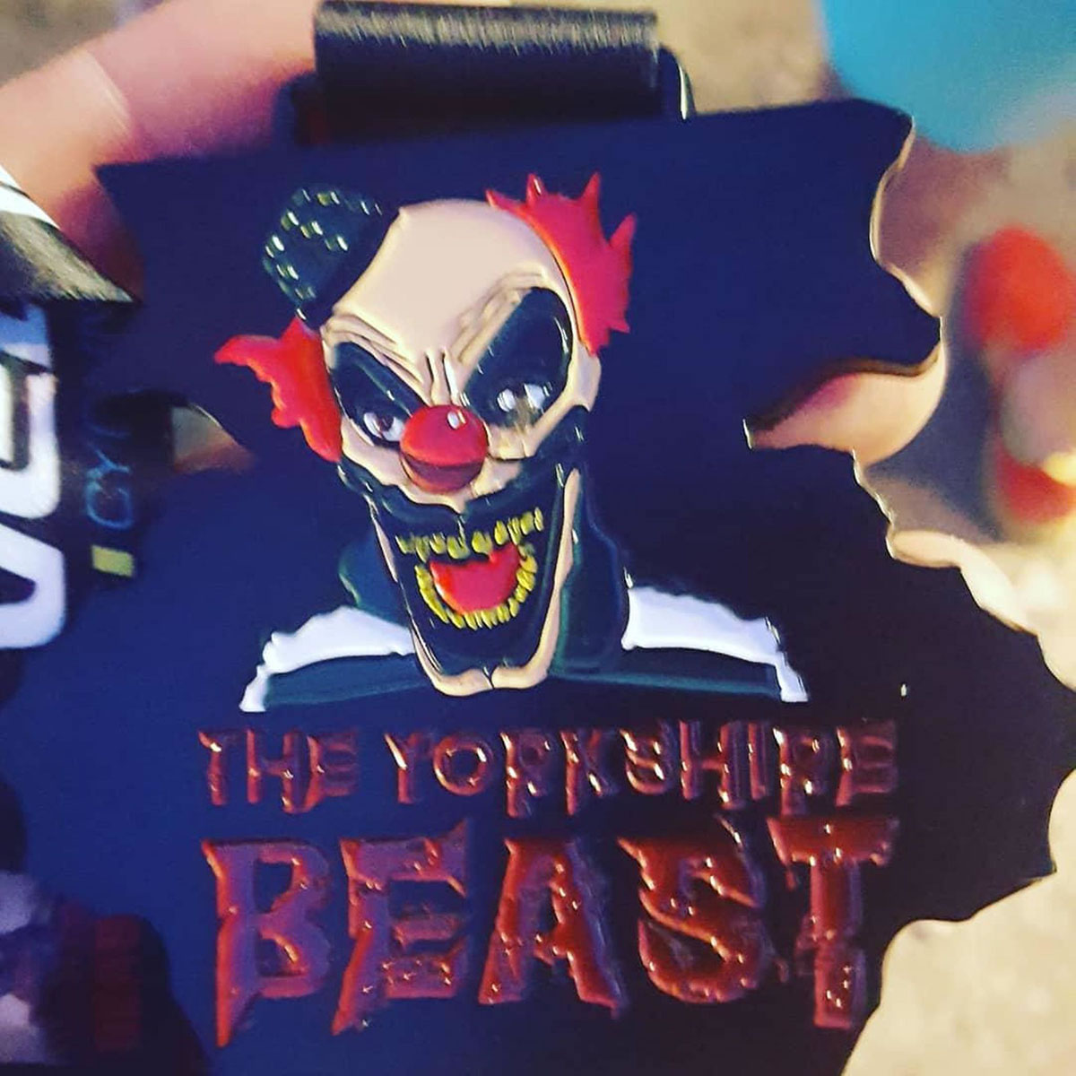 the yorkshire beast medal 2018